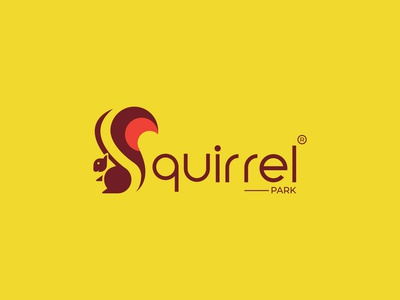 Squirrel park logo
