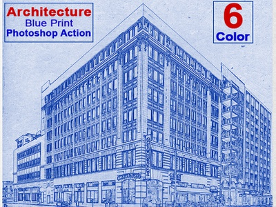 Architecture Blueprint Photoshop Action photoshop template sketch premium action photoshop action photo effect graphic art geometry generator drawing digital art construction blue paint atn artistic art art architecture art architecture acrylic abstract