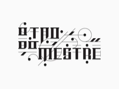 O Tao Do Mestre Logo Design
