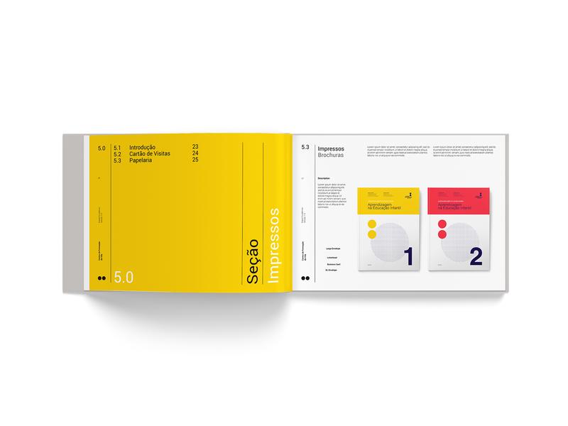 Brandbook Centro de Formação da Vila brand elements logo design design logotype brand design branding graphic design visual design visual identity