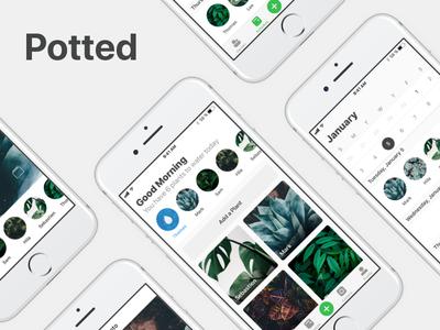 Potted App - v1.0