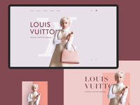 Louis Vuitton.