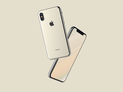 iPhone X premium
