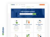 Dôvera Website
