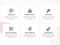 PixX — Creative Services Styles