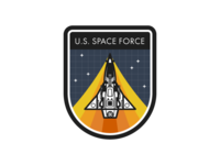 U.S. Space Force patch