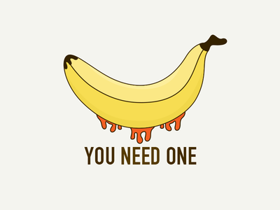 You need one yellow sex illustration sketch ai photo you one need color banana