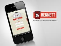 Bennett - A continuous integration server