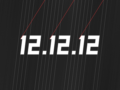 12.12.12 end date time day month year 12 number abstract today