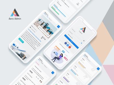 Aero Admin app