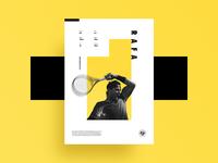 Roland Garros Posters - Rafael Nadal