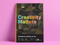 Creativity Matters Poster
