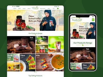 Website for riyadh food