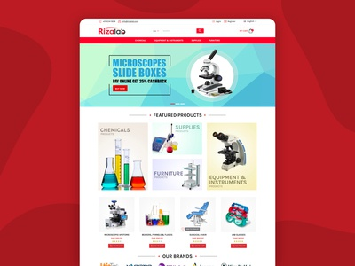 Website for rizalab
