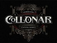 Collonar font Capital series
