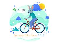 Summer Bike Race