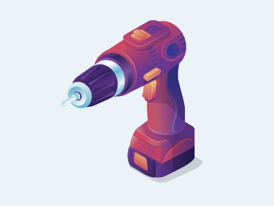 Screwdriver screwdriver isometry set tools tool