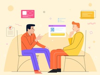 Data business chat