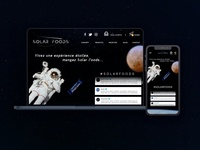 Home page - Solar Foods