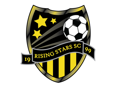 Rising Stars Soccer Club Logo