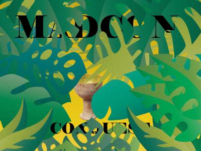 Madcon-Conquest Mock Album Cover