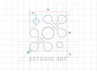 Grid Construction - Estúdio 9DT's logo