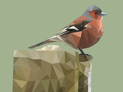Low Poly Art abstract low poly illustrator