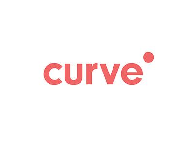 Curve Startup logo brand
