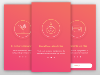 Avipay features ux ui design app mobile