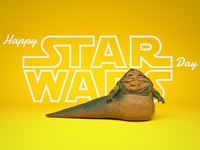 Happy Star Wars Day in C4D