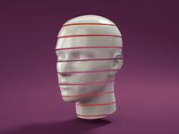 C4D Voronoi Fracture Slices - Cinema 4D Tutorial (Free Project)
