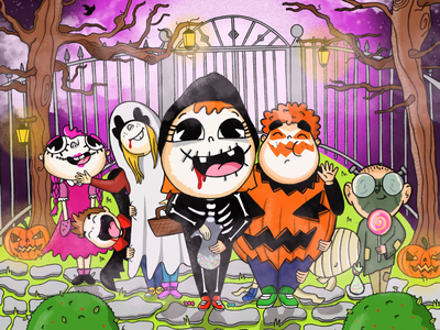 Halloween is coming!!!!👻🎃