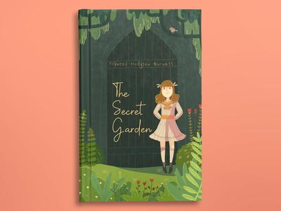 The Secret Garden Book Cover Art