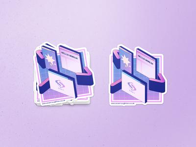sdev - Stickers