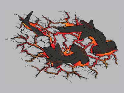 Magma Sharks