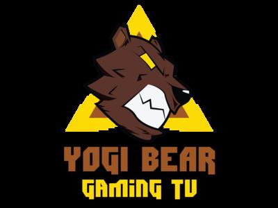 Yogi Bear Gaming TV Logo
