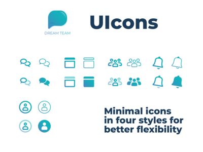 Dreamteam UIcons