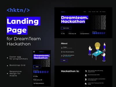 DreamTeam Hackathon