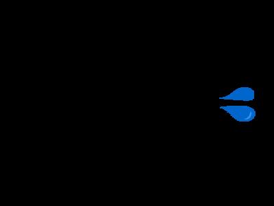 Logo D Dribbble utility water services logo