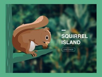 Welcome to squirrel island