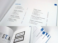St. Mike's Hospital Corporate Identity Mock Rebrand Details