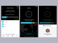 Group Travel App Concept – Bus Checkin