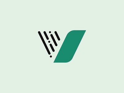 V Logo Concept v