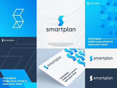 S Logo Concept blue logotype s logo mark letter s logo s geometric logo brand graphic design branding simple logo modern logo clean logo logo design logo