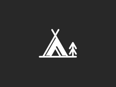 A + Tend logo concept