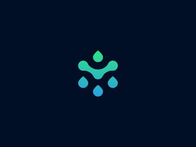 Water Tech Logo Design