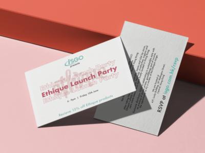 Event Invitation Cards