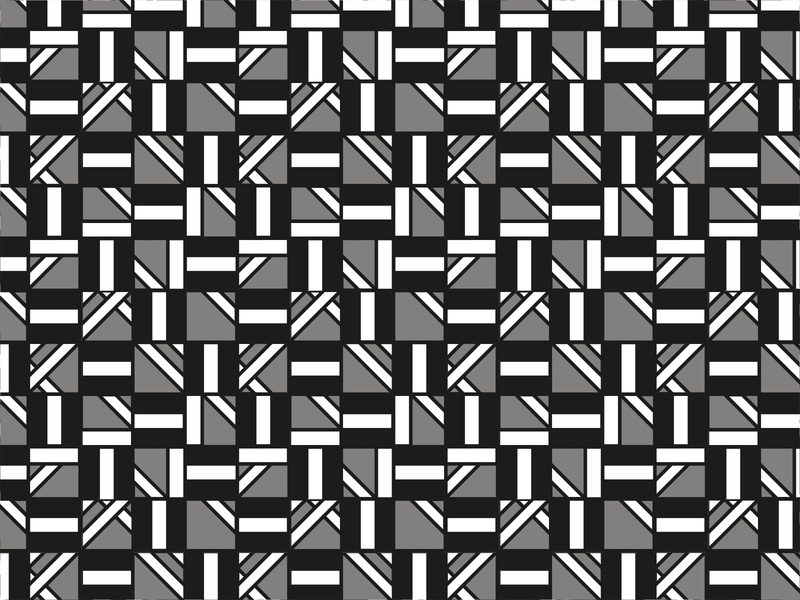 Tiles pattern black and white tiles pattern