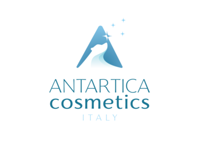 Antartica Cosmetics Italy winning contest logo
