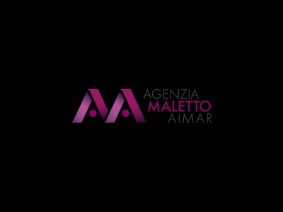 Agenzia Maletto Aimar contest winning choosed logo challenge logo